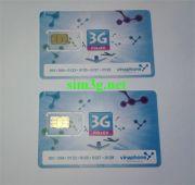 Sim 3G Vinaphone 21.6Gb dùng 1 năm giá rẻ